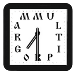 Multiprogramm Clock Widget